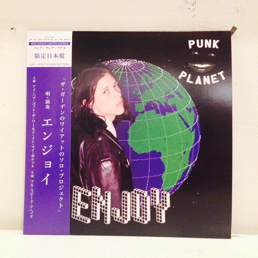 """Image of ENJOY - I've Got The World In My Pocket 7"""""""
