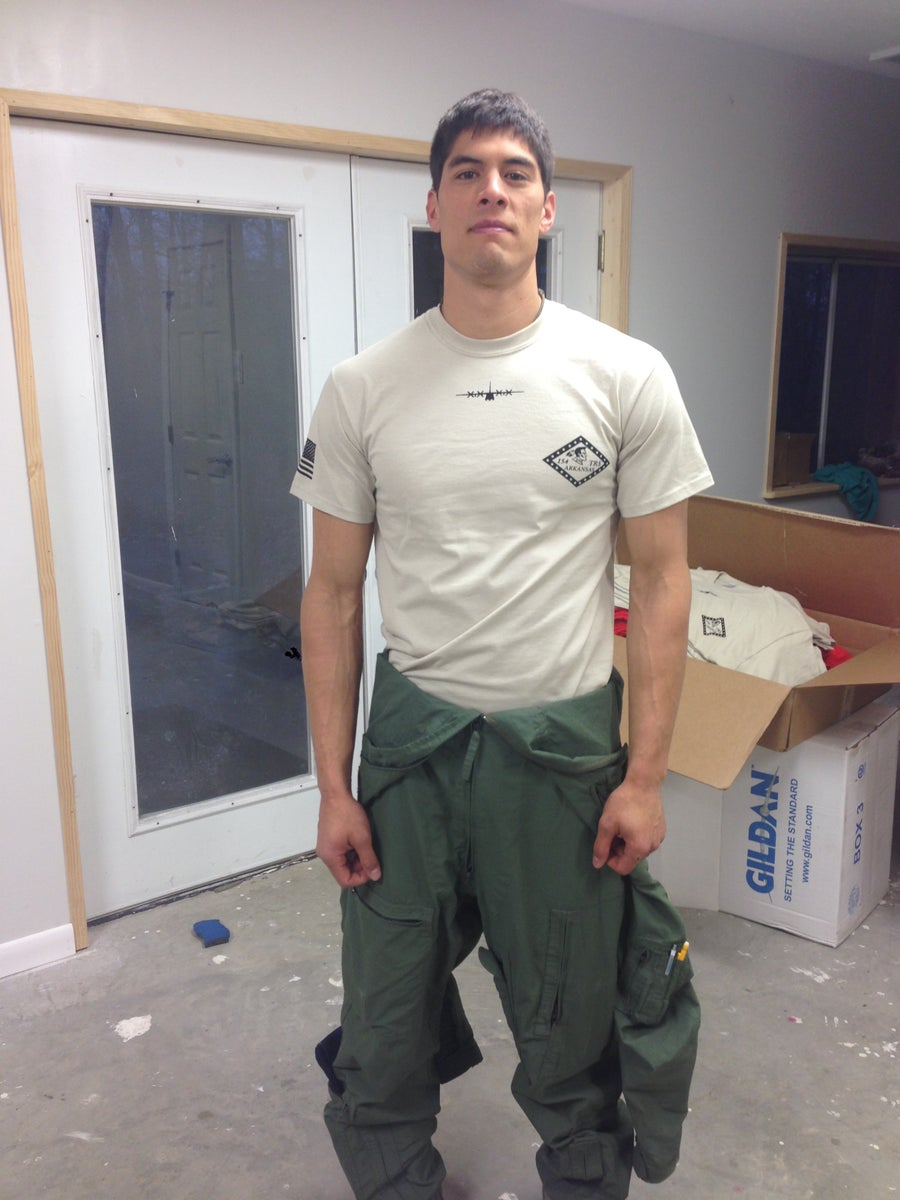 Image of c130 Flight suit