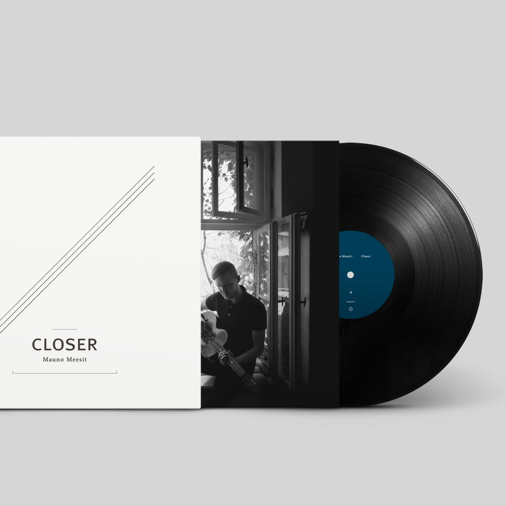 Image of MAUNO MEESIT - CLOSER VINYL - LTD TO 500 COPIES