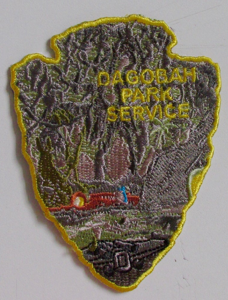 Image of Dagobah Park Service Series #4 Patch