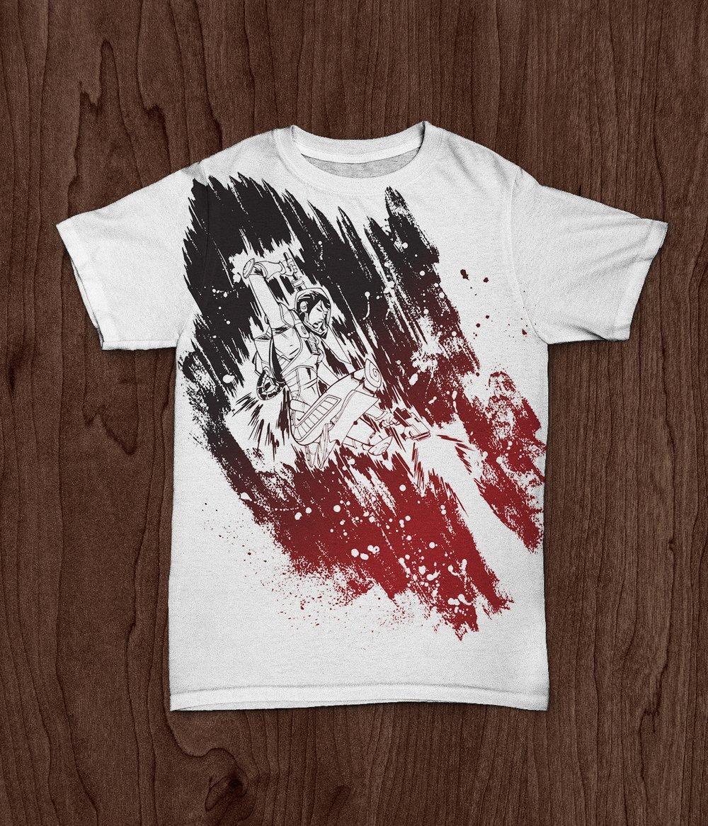 Image of The Cosmonaut's Kid T-shirt