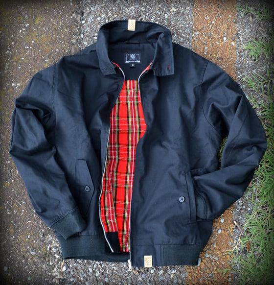 Image of Harrington Jacket Black