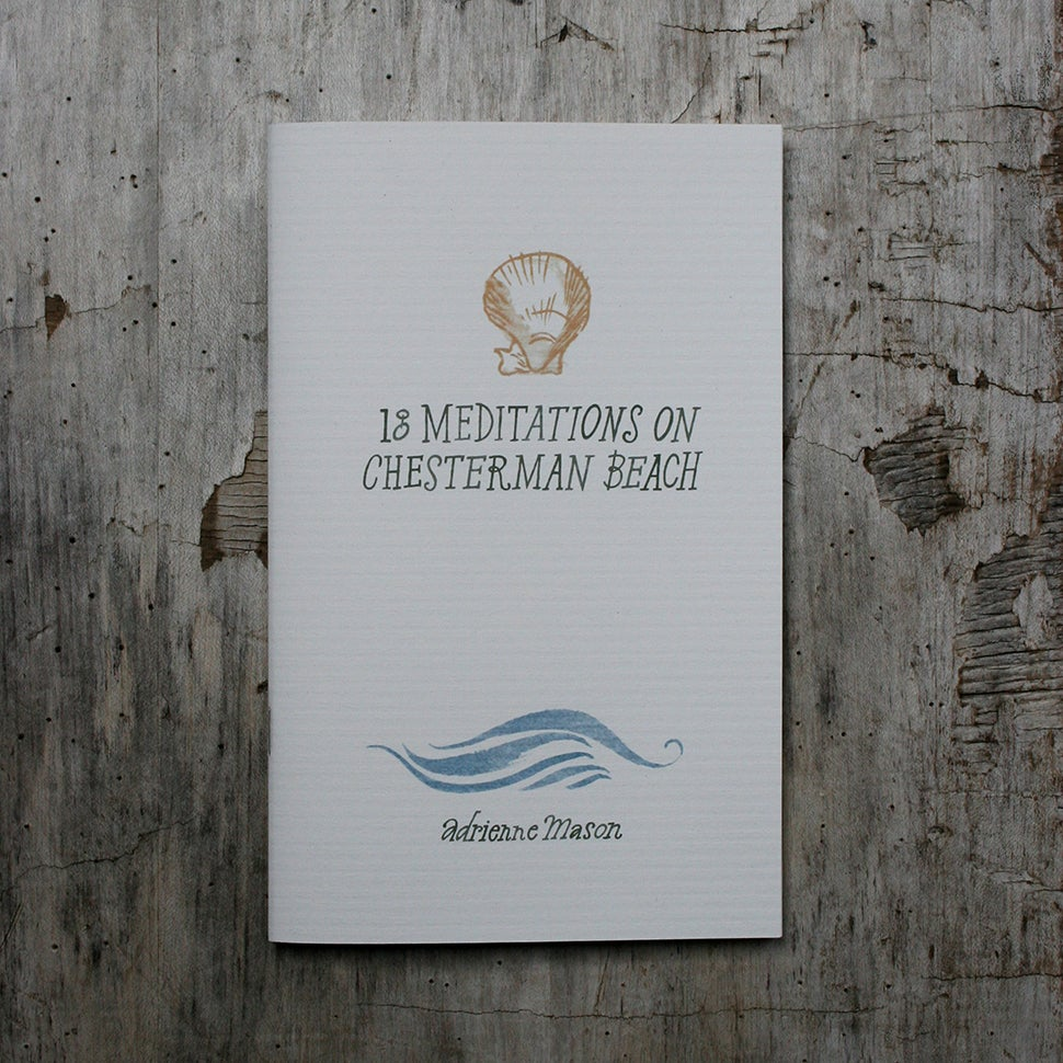 Image of 18 Meditations on Chesterman Beach