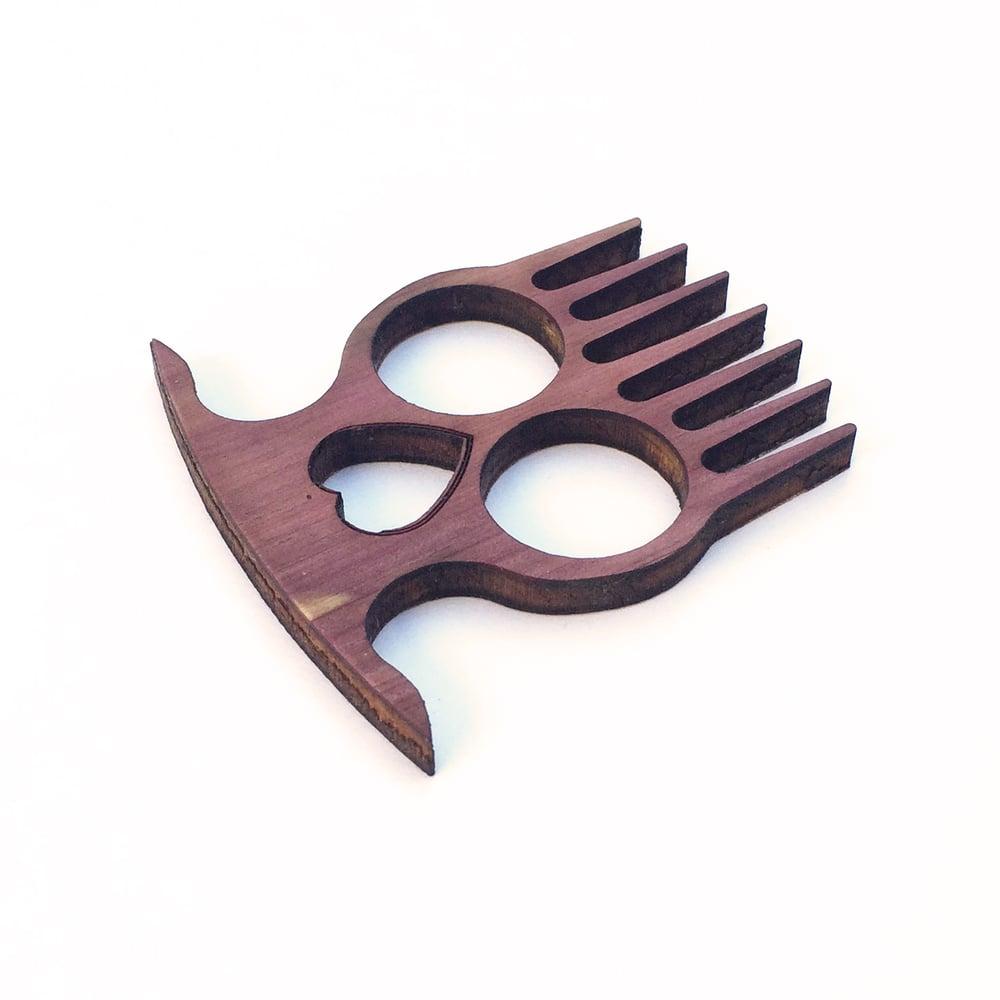 Image of BadWolf 'Hangman' Beard Rake