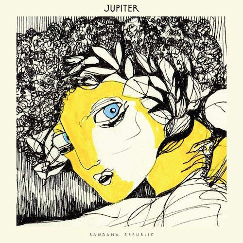 "Image of Jupiter </br>Bandana Republic 12"" LP"