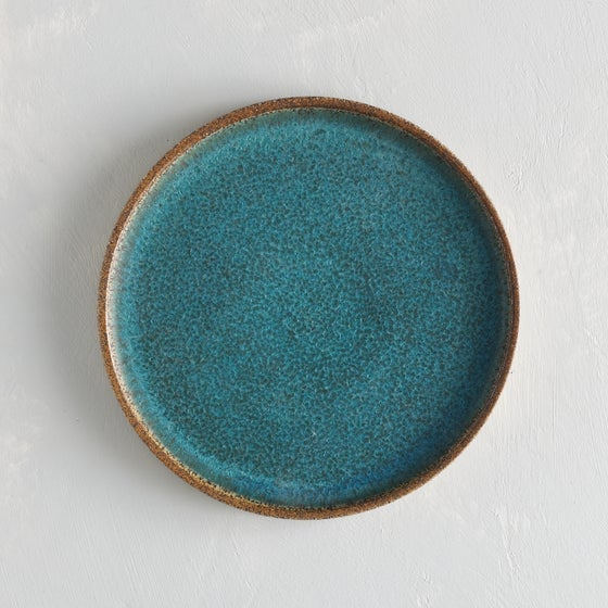 Image of Turquoise waters plate