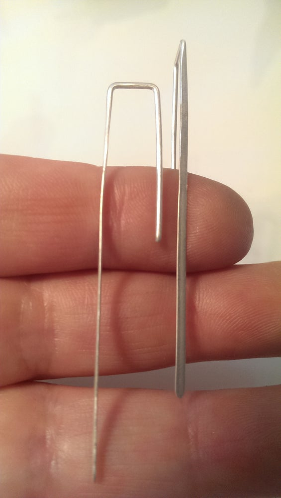 Image of single stripe
