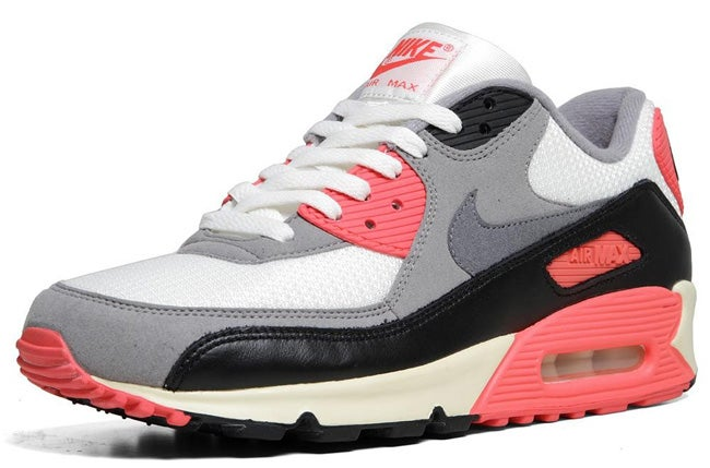 bas prix f3890 7626b Nike Air Max 90 Infrared OG / The Daisy May Boutique
