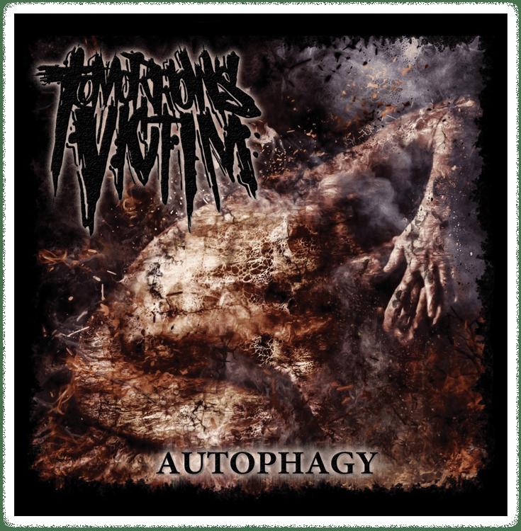 "Image of Tomorrow's Victim ""AUTOPHAGY"" EP - 2015"