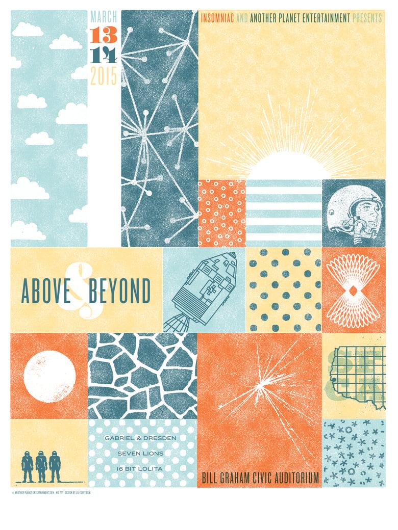 Image of Above & Beyond - San Francisco 2015