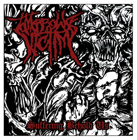 "Image of Tomorrow's Victim ""Suffering Behold Us"" EP - 2013"