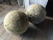 Image of Pr. Antique Stone Balls