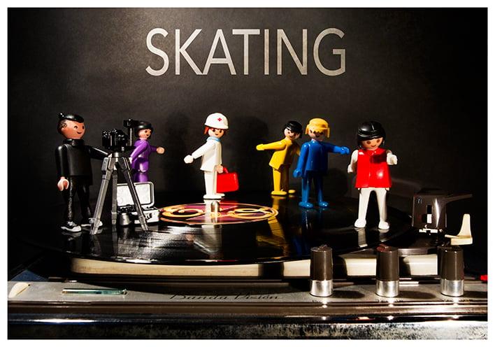 Image of Skating