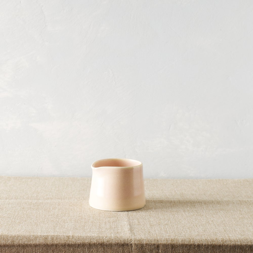 Image of Blush Porcelain pourer