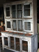 Image of Upcycled Chicken Coop Dresser