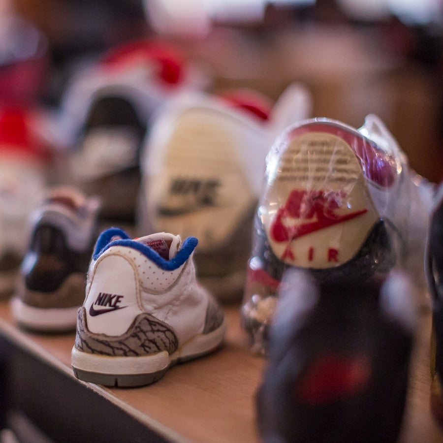 Image of Sneakerheads Expo table space
