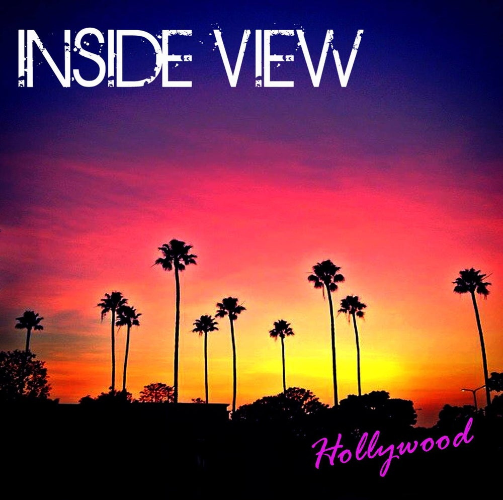 Image of Inside View 'Hollywood' & 'Let Go' (Album) Bundle