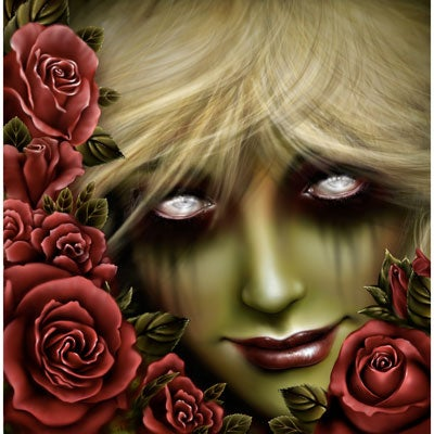 Image of REBEL IN ROSES