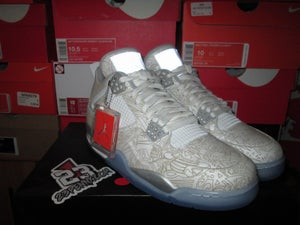"Image of Air Jordan IV (4) Retro ""Laser"" 2015"