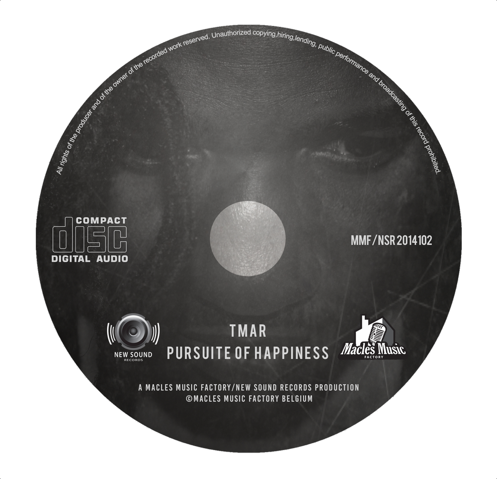 Image of Tmar - Pursuit Of Happiness