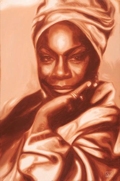 Image of Painting 'Nina'