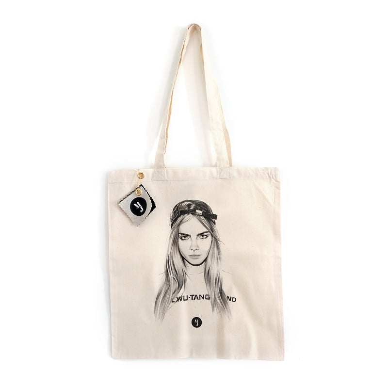 "Image of Tote Bag ""Cara"""