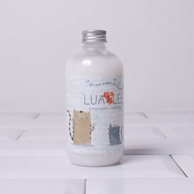 Image of LUA&LEE BODY MILK.
