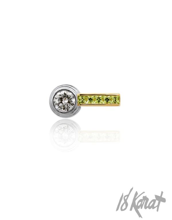 Krista's Ring - 18Karat Studio+Gallery