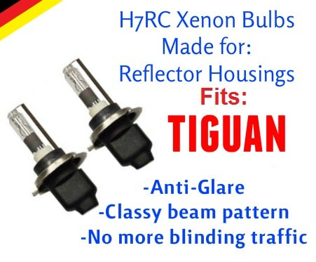 Image of H7rc Xenon HID Kit Fits: Volkswagen Tiguan