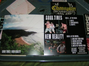 """Image of Good Times/Good Times (2) 7"""" package..Split/S.F.R"""