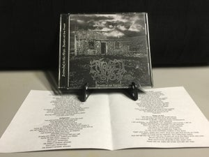 "Image of Entombed in the Abyss, ""Beaten at the Knees"" CD"