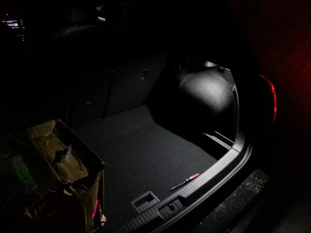Image of Trunk LED Bulb - Error Free Fits: MKVII 2015+ Volkswagen GTI / Golf  / Alltrack / Golf Sportwagen