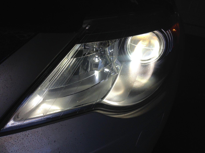 Image of City Lights: Crisp White - Bright - Error Free fits: Volkswagen CC