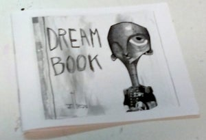 Image of anthead dream book
