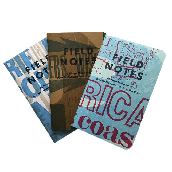 Image of Field Notes - Two Rivers