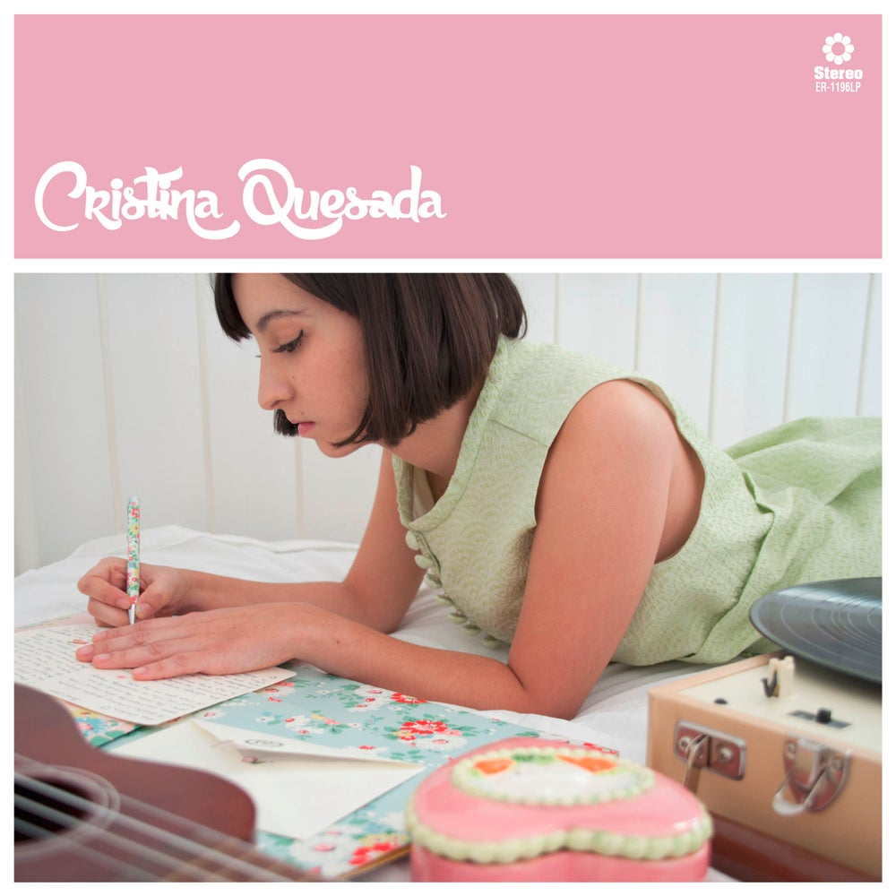 Image of CRISTINA QUESADA - You Are The One (CD)