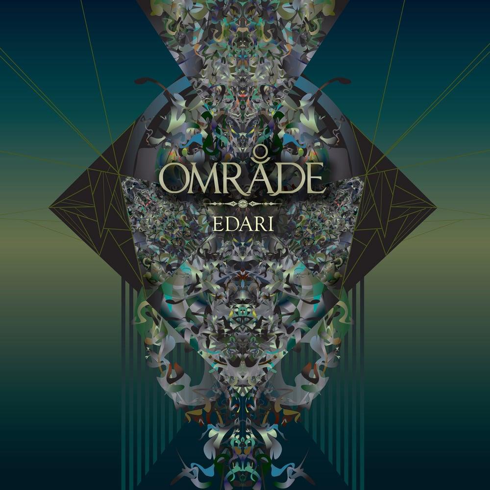 """OMRÅDE """"Edari"""" LP (+bonus CD """"Hátíð Vinum"""") [PRE-ORDER!!!]"""