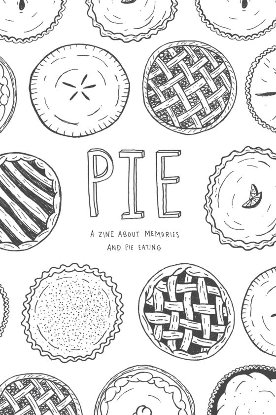 Image of Pie Zine