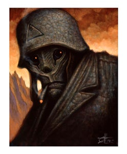 "Image of Doomsday Soldier- 8x10"" Open Edition Print"
