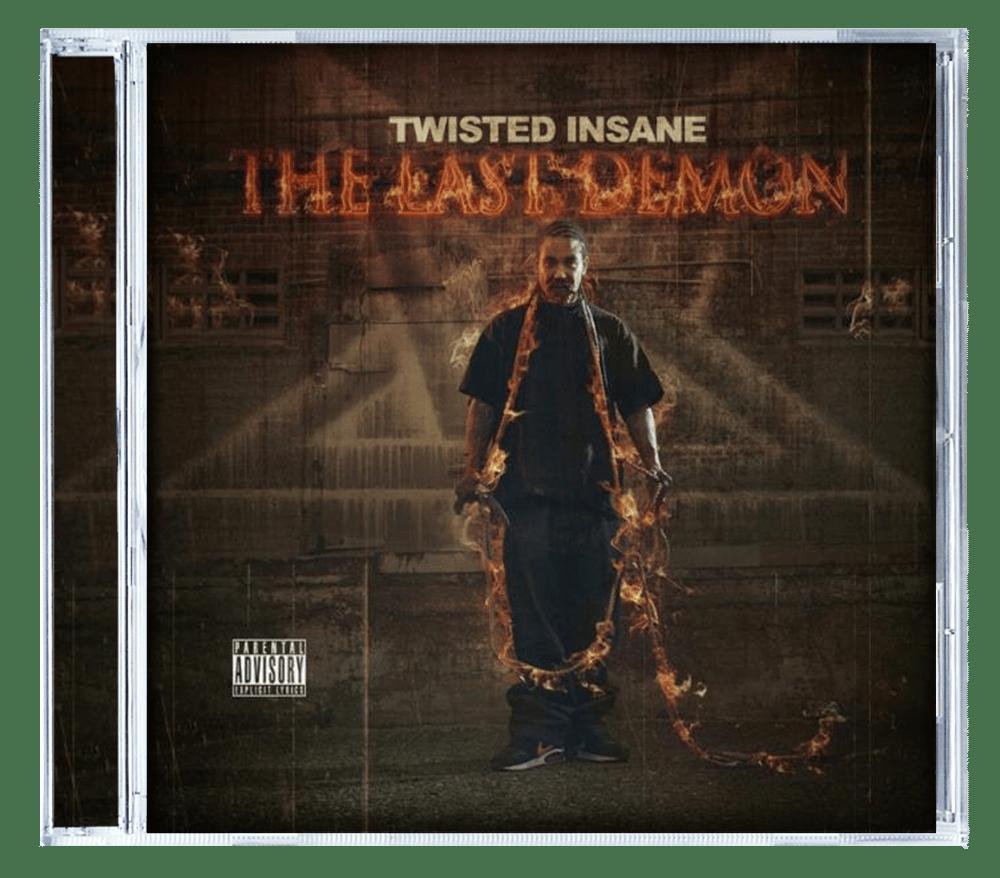 Image of 'The Last Demon' CD