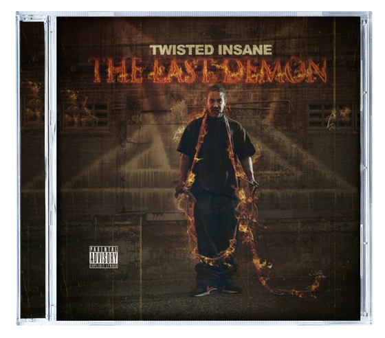 Image of 'The Last Demon' CD