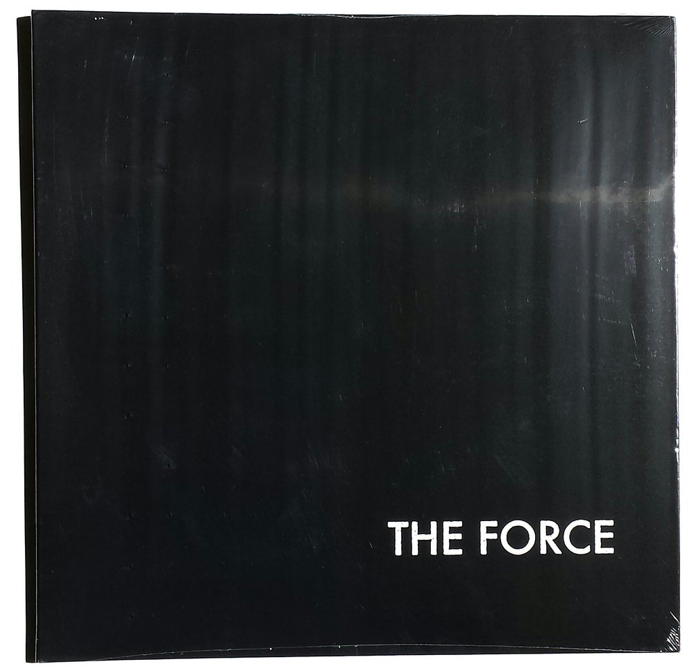 "Image of THE FORCE 'Complete Discography' 12"" Vinyl"