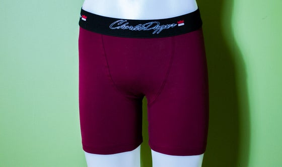 Image of The Dapper Pack Burgandy
