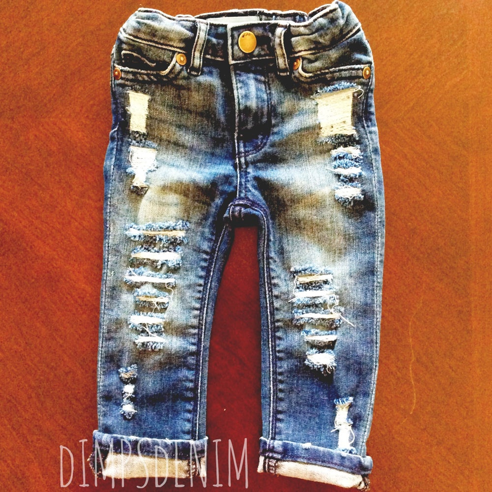 Image of Torn Up Jean