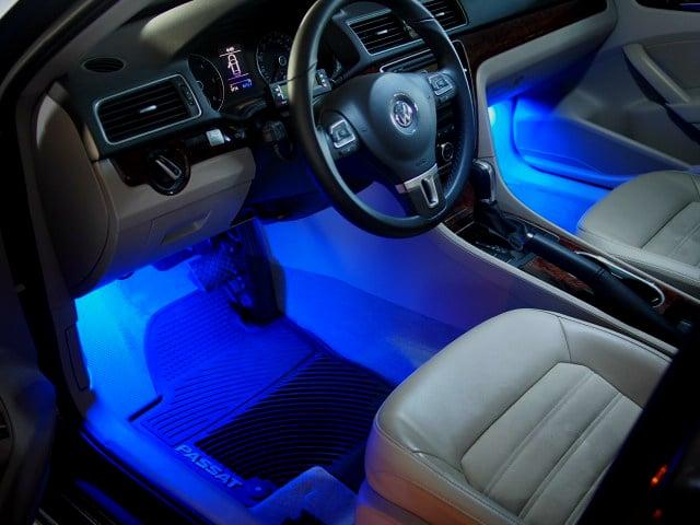 Image of 13PC Complete Interior LED Kit Fits: Passat B7