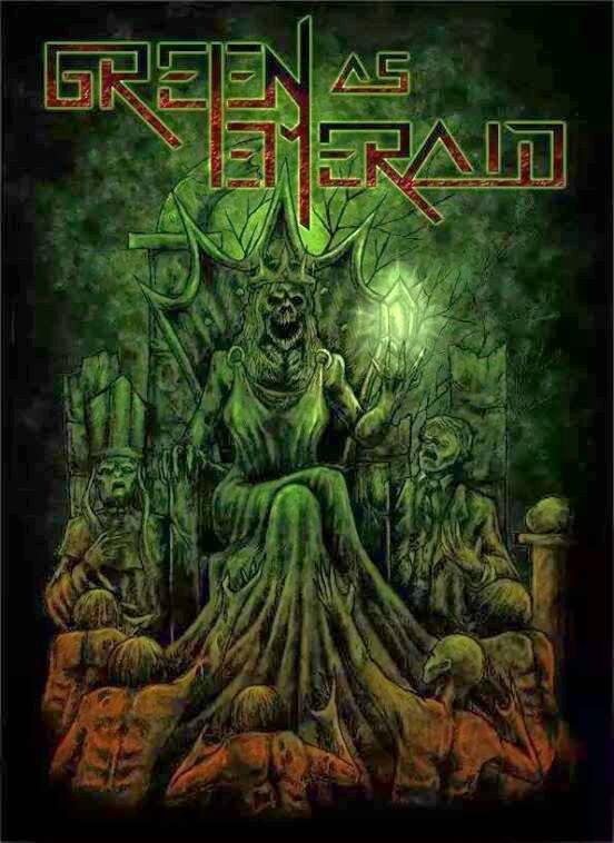 """Image of """"Emerald Queen"""" Shirt"""