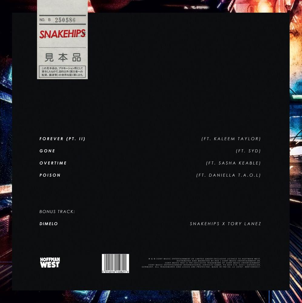 "Image of *PREORDER* Forever (Pt. II) EP 12"" Vinyl"