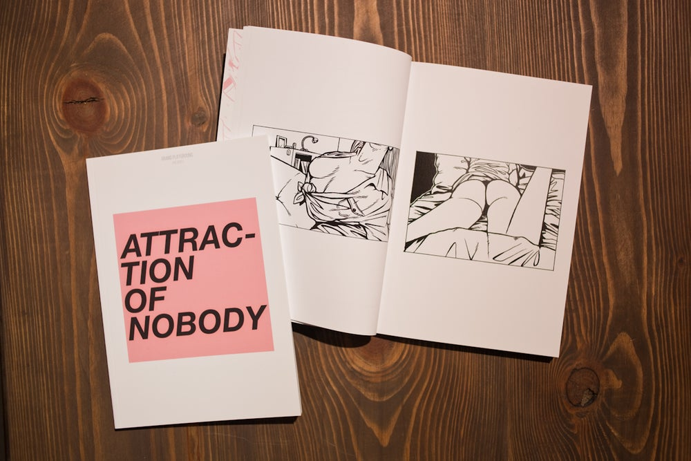 Image of GP BOOK #2 - ATTRACTION OF NOBODY