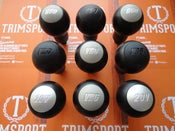 Image of Trimsport Matte Black LIMITED EDITION VW Corrado 2 Line Gearknob