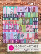 Image of Gothic Arches - PDF Pattern